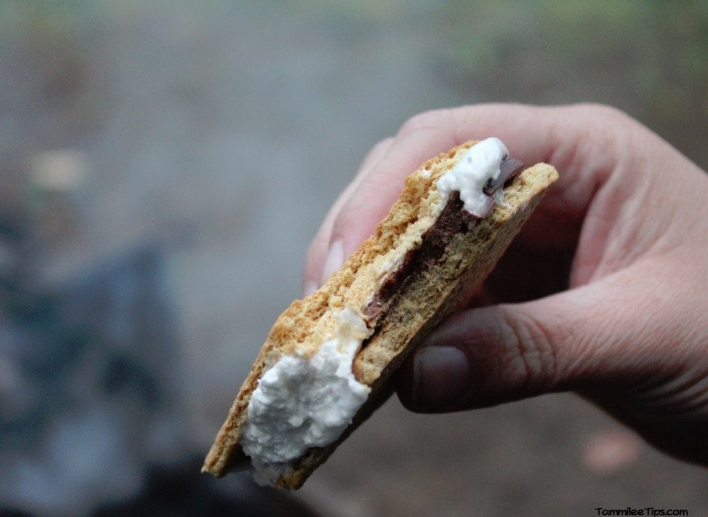 Lakedale Resorts Glamping Smores