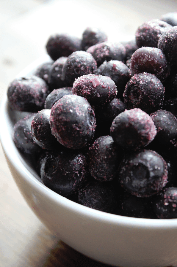 Frozen Highbush Blueberries