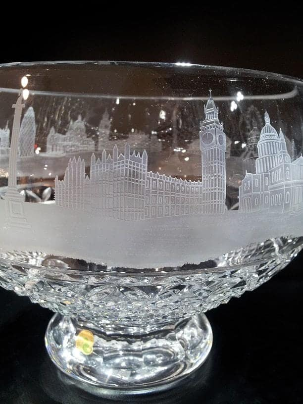 Waterford Crystal Olympic Bowl