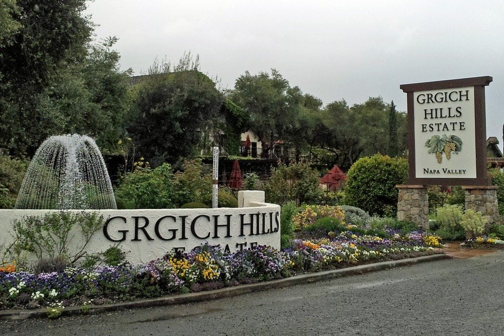 Girgich Hills Estate Entrance