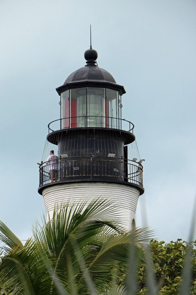 lighthouse from Hemmingway House