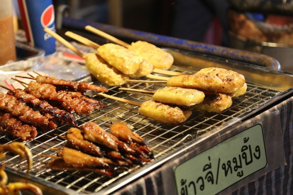 Chaing Khan Thailand Street Food