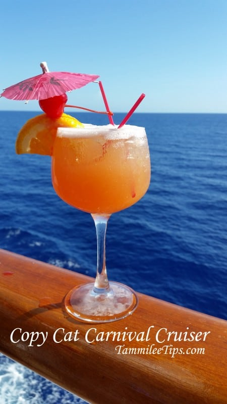 Copy Cat Carnival Cruiser Cocktail Recipe