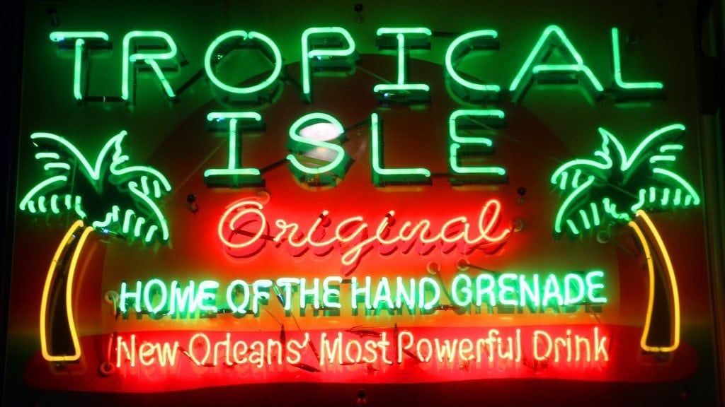 Tropical Isle New Orleans
