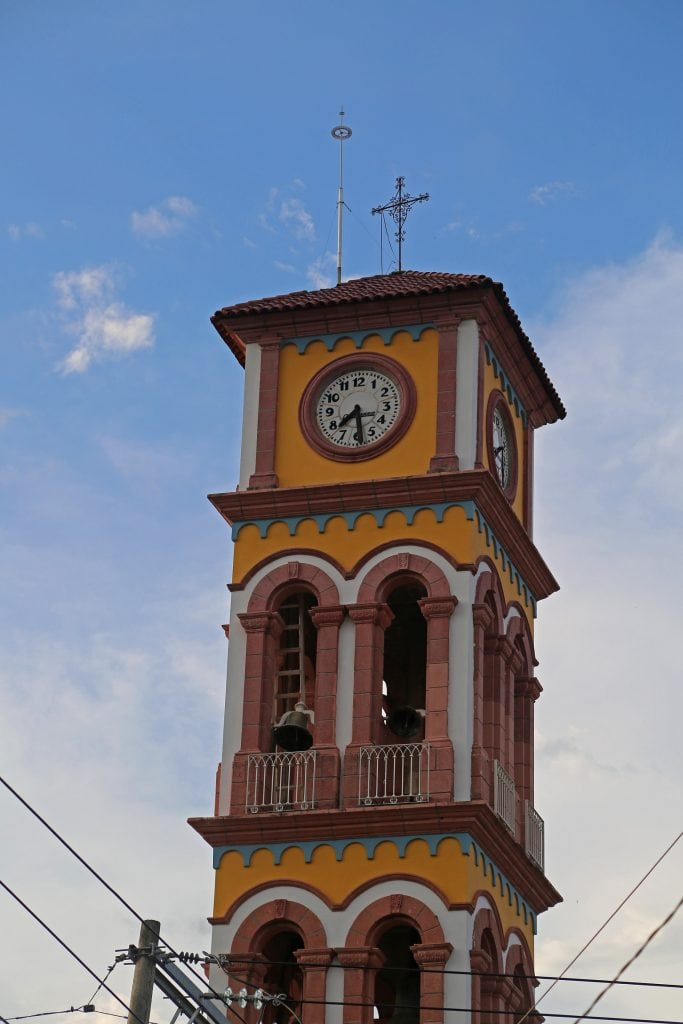 beautiful-tower-in-puerto-vallarta-mexico